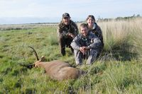 Hunting April 2016 Les + Melissa King ,Scone,NSW,Australia